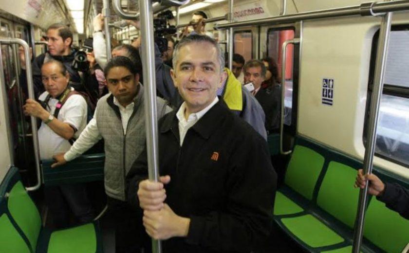 Meten a Mancera al ruedo de los salpicados por la tragedia en el Metro
