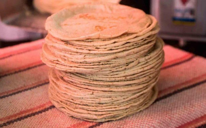 El kilo de tortilla en tortillerías tiene un precio promedio de 17.70 pesos: Profeco