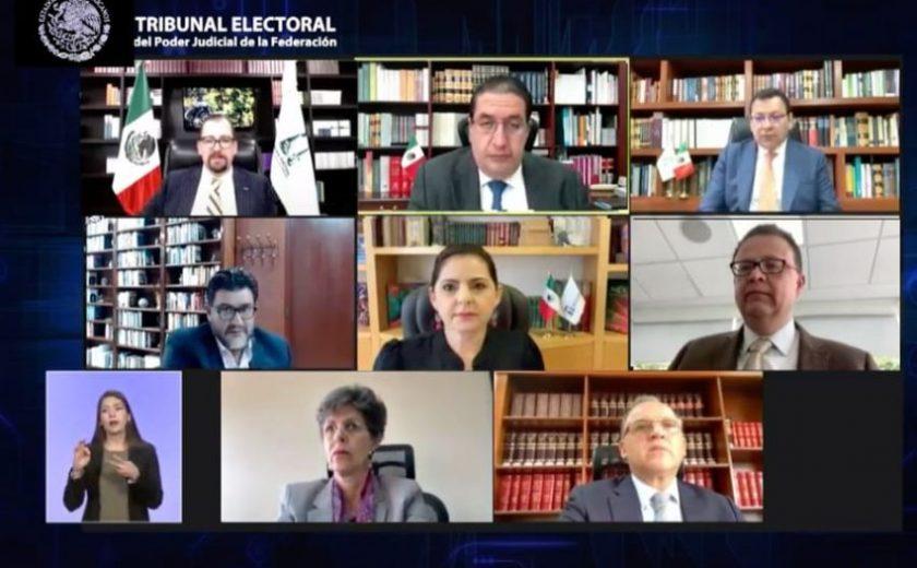 Desecha TEPJF impugnación de Pío López Obrador; se mantiene pendiente un recurso