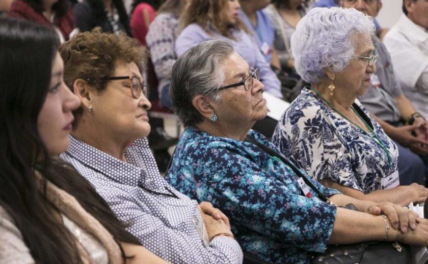 Las personas adultas mayores conforman casi el 12% de la población mexicana