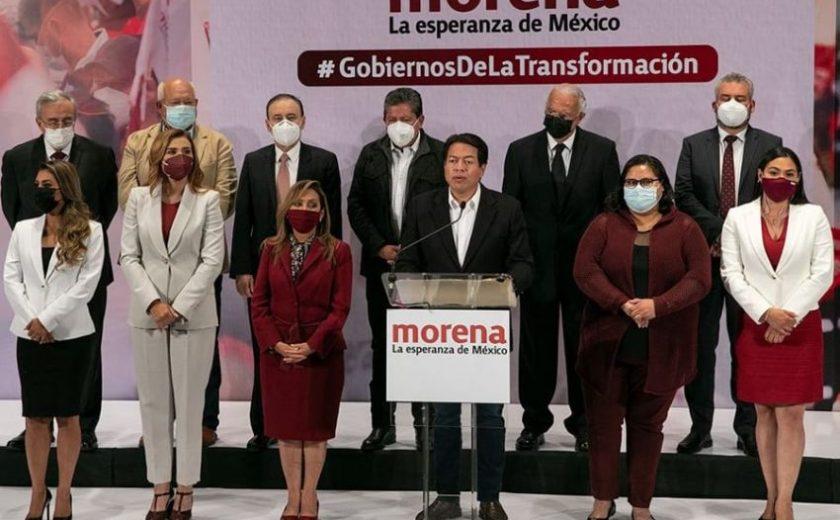 Con 17 gobernadores, Morena replantea las funciones de la Conago