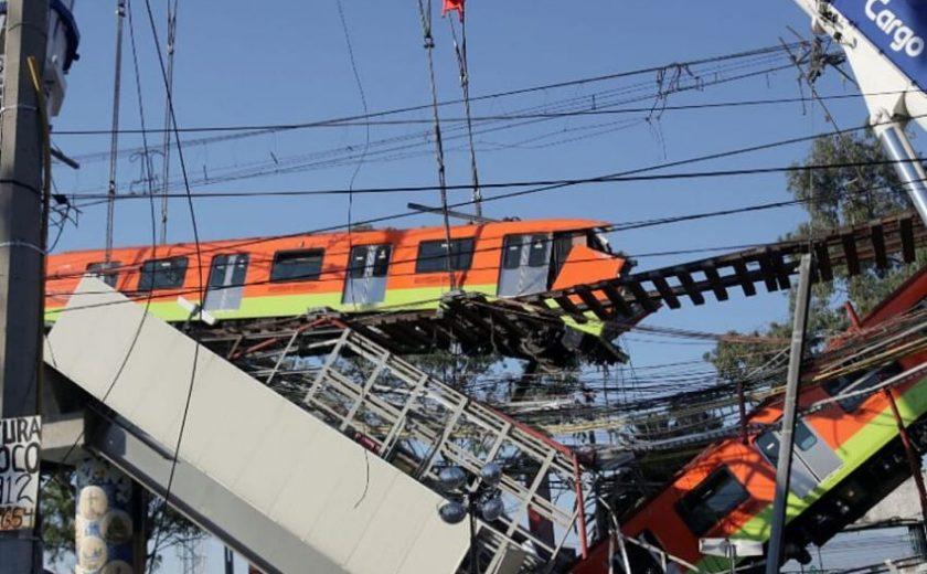 Falla estructural y mala construcción, las causas del colapso de la Línea 12 del Metro