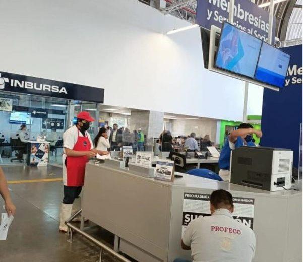 Reporta Profeco 123 sanciones por alza injustificada de precios en el país