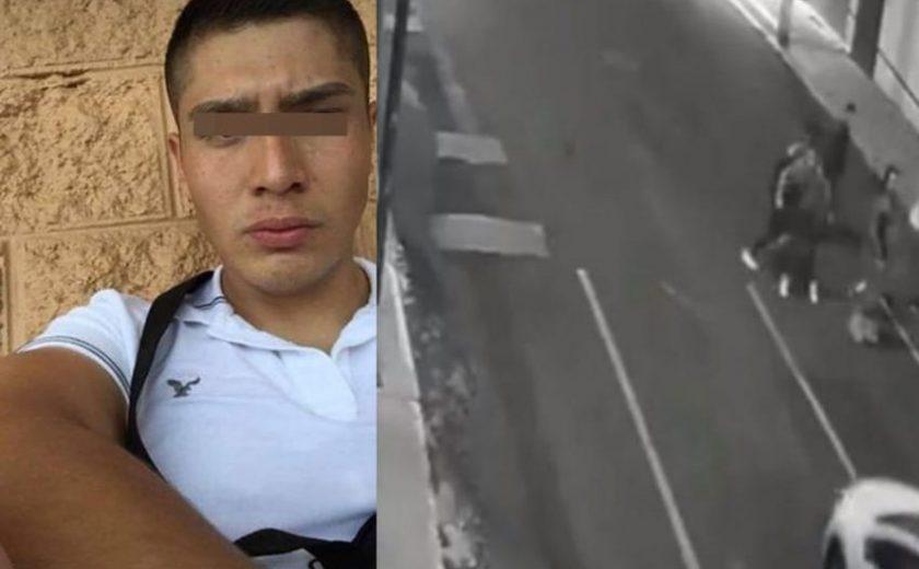 Se entrega el joven que arrolló, borracho, a dos jóvenes en Ciudad de México