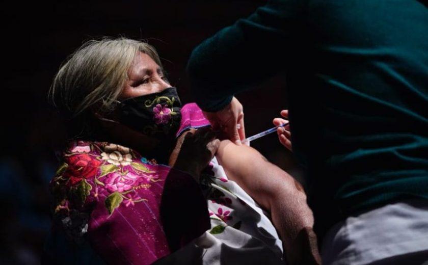 Se han aplicado más de 59 millones de dosis de vacuna anti COVID19 en México