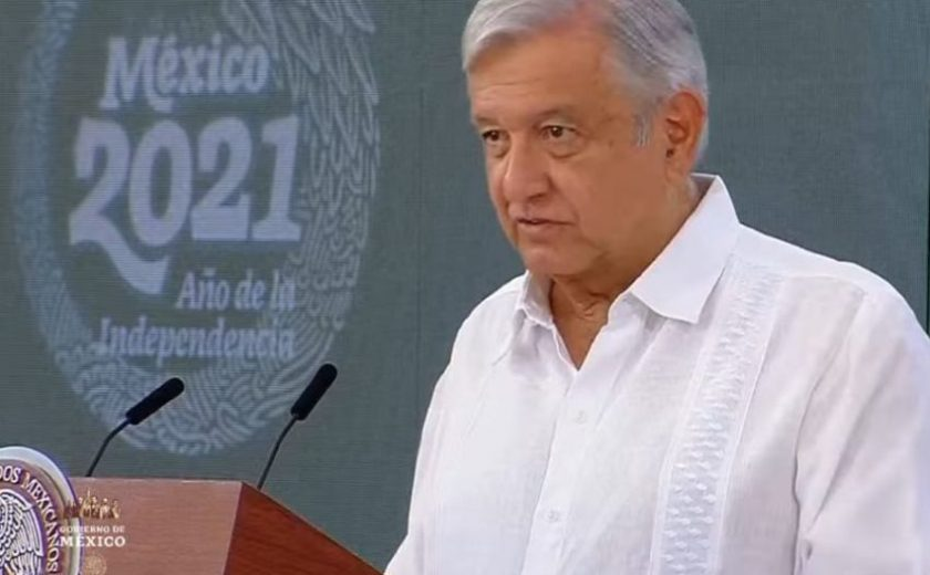 Contra el COVID19 no hay mejor alternativa que la vacuna, reitera Obrador