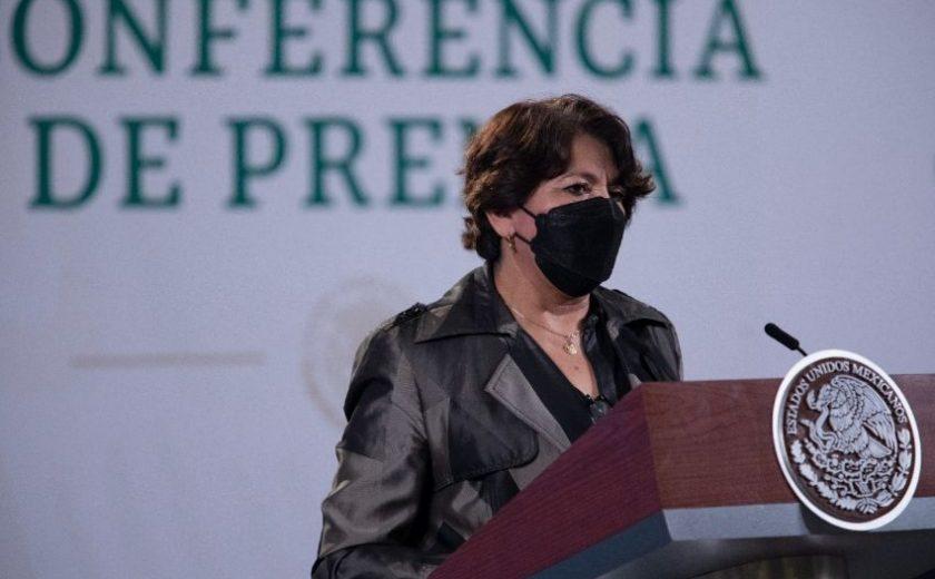 Con decálogo, Delfina Gómez insiste en inminente regreso presencial a clases